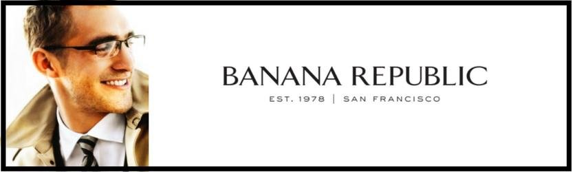 Oculos BANANA REPUBLIC