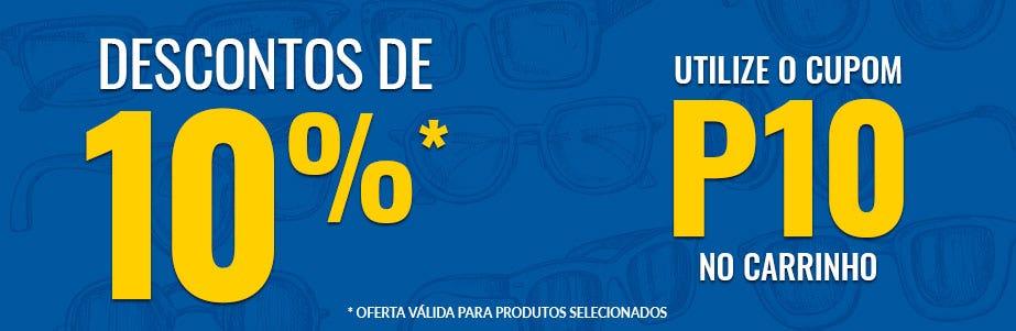 Promo 10% OFF